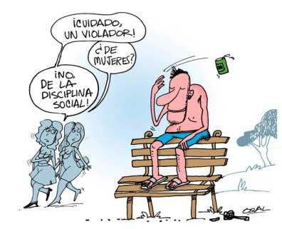INDISCIPLINA SOCIAL (I)