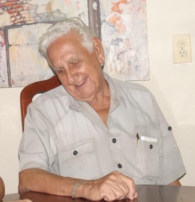 Alberto Luberta, el padre de los radialistas cubanos
